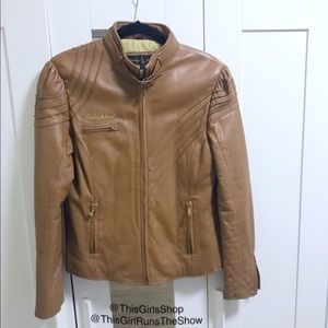 Baby Phat Leather Jacket